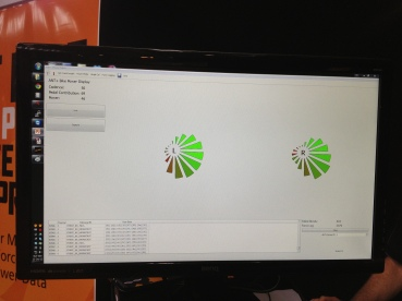 Program for Visual feedback