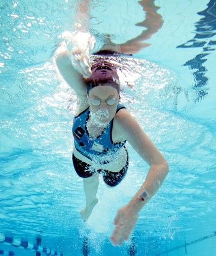 swimming technology