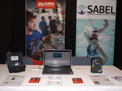 SABEL labs at the 2015 ASTN Sports Technology Showcase