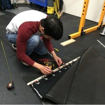 prototyping & testing smart fitness product